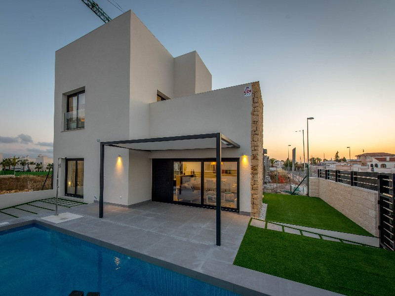 nieuwbouw - Detached Villa - Ciudad Quesada - Ciudad Quesada
