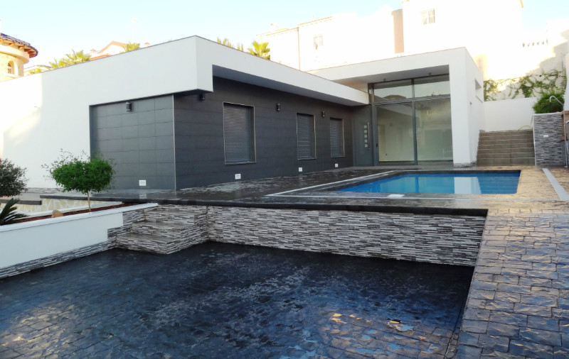 Detached villa for sale in Ciudad Quesada - Exterior