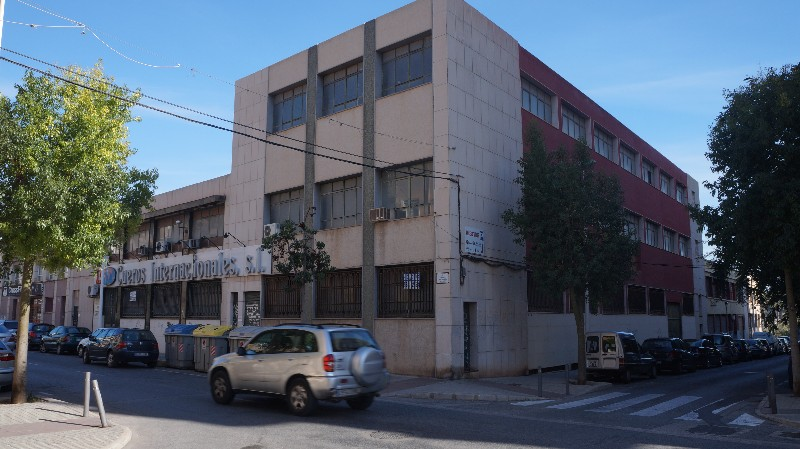 Resale - Industrial Unit - Elche - Elche