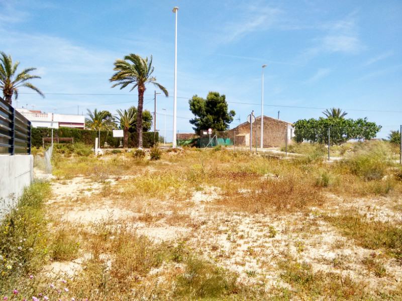 Resale - Plot - El Altet - El Altet
