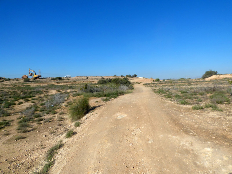 Resale - Plot - La Marina - Elche