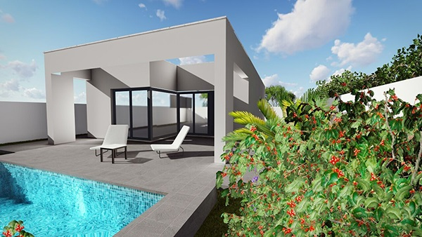 New Build - Detached Villa - Ciudad Quesada - Rojales