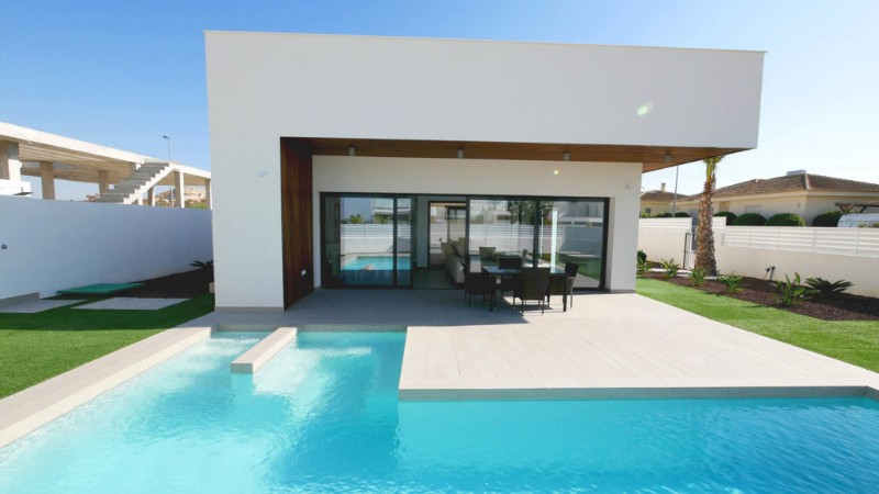 New Build - Detached Villa - La Marina - Urbanización La Marina